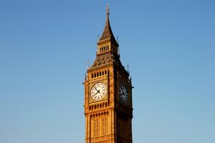 イギリスのビッグ・ベンの写真素材 [FYI00449005]