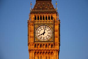イギリスのビッグ・ベンの写真素材 [FYI00449008]