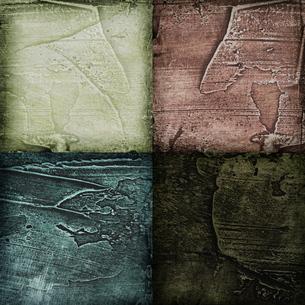 絵の具による抽象背景の写真素材 [FYI00449019]