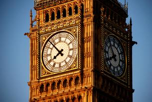 イギリスのビッグ・ベンの写真素材 [FYI00449021]