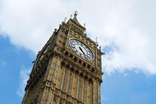 イギリスのビッグ・ベンの写真素材 [FYI00449027]