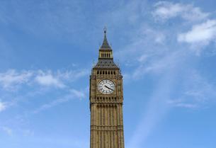 イギリスのビッグ・ベンの写真素材 [FYI00449036]