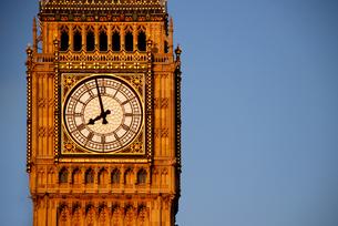イギリスのビッグ・ベンの写真素材 [FYI00449045]