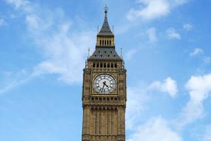 イギリスのビッグ・ベンの写真素材 [FYI00449052]