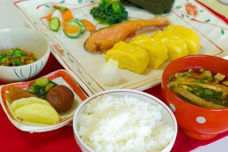 日本の朝食の写真素材 [FYI00449485]