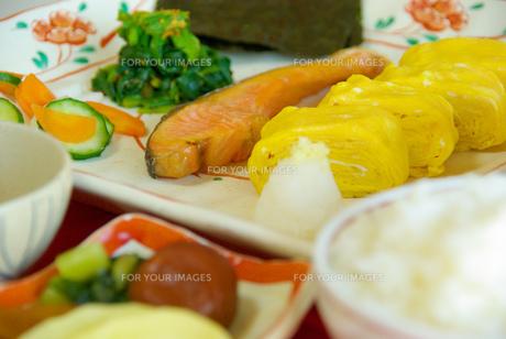 日本の朝食の写真素材 [FYI00449499]