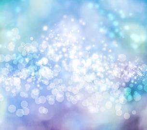 水色の光の背景の写真素材 [FYI00449556]
