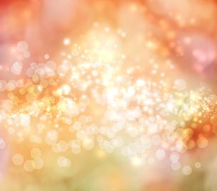 オレンジの光の背景の写真素材 [FYI00449568]