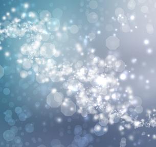 水色の光の背景の写真素材 [FYI00449582]