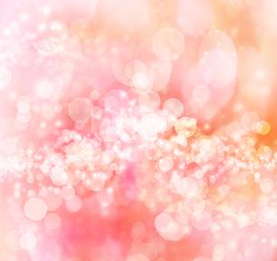 ピンクの光の素材の写真素材 [FYI00449586]