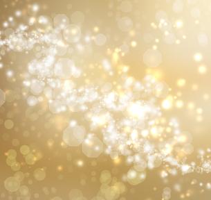ゴールドの光の背景の写真素材 [FYI00449590]