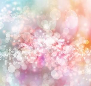 カラフルな光の背景の写真素材 [FYI00449611]