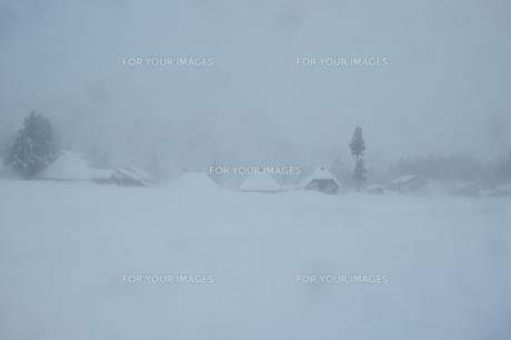 雪景色の素材 [FYI00449687]