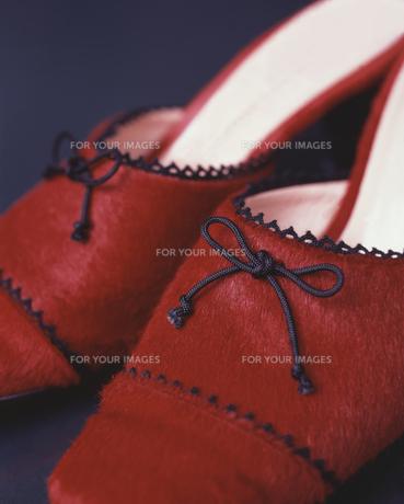 赤い靴の写真素材 [FYI00451089]