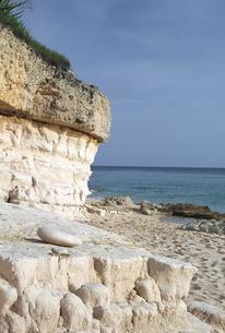 セント・マーチン島の海岸の写真素材 [FYI00451103]