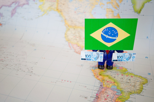 ブラジルの写真素材 [FYI00451144]