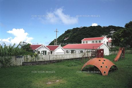 セント・マーチン島の公園の写真素材 [FYI00451164]