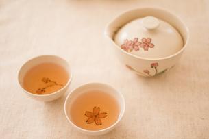 Tea timeの写真素材 [FYI00451198]