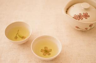 Tea timeの写真素材 [FYI00451209]