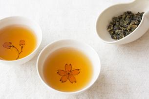 Tea timeの写真素材 [FYI00451335]