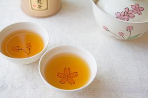 Tea Timeの写真素材 [FYI00451345]
