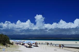 竹富島 コンドイビーチの写真素材 [FYI00451575]