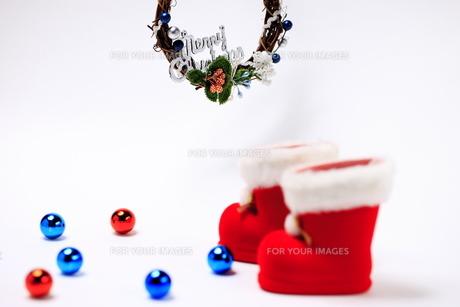 クリスマスのイメージの写真素材 [FYI00451735]