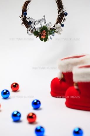 クリスマスのイメージの写真素材 [FYI00451746]