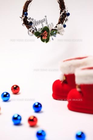 クリスマスのイメージの写真素材 [FYI00451748]