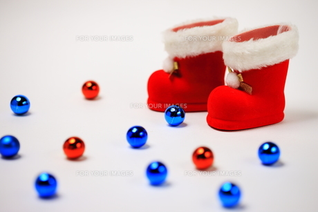 クリスマスのイメージの写真素材 [FYI00451754]
