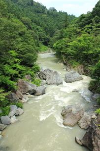 三波石峡の写真素材 [FYI00452575]