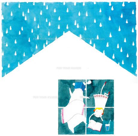 梅雨の素材 [FYI00452651]