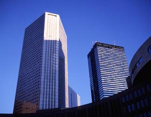新宿高層ビル街の写真素材 [FYI00452893]