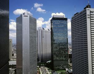 新宿高層ビル群の写真素材 [FYI00452907]