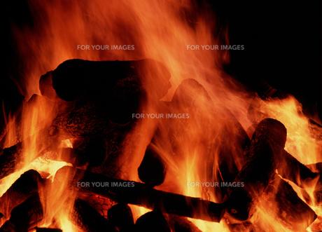 炎の写真素材 [FYI00452927]