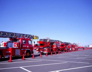 消防車の写真素材 [FYI00453083]
