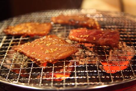 焼肉の写真素材 [FYI00453356]