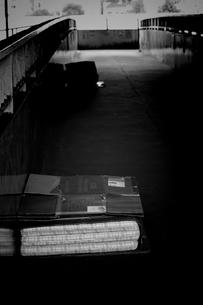 歩道橋の写真素材 [FYI00454195]