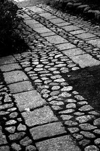 石畳の写真素材 [FYI00454234]