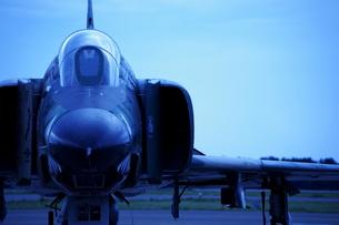 静寂の戦闘機の写真素材 [FYI00454245]