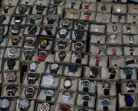 時計の写真素材 [FYI00454434]