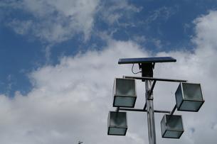 ソーラーパネルの写真素材 [FYI00454928]