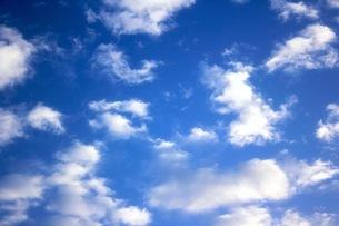 空と雲の写真素材 [FYI00454993]