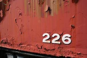 226の写真素材 [FYI00455023]