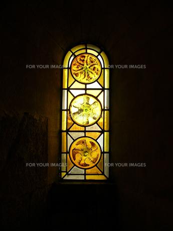 光の窓の写真素材 [FYI00455028]