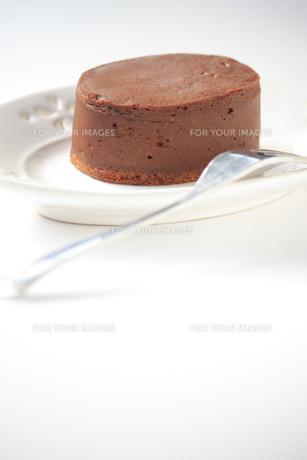 チョコレートケーキの写真素材 [FYI00455056]