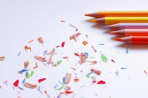 色鉛筆の写真素材 [FYI00455062]