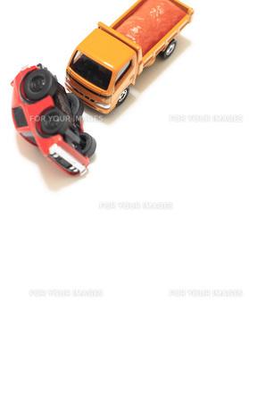 交通事故の写真素材 [FYI00455107]