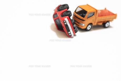 交通事故の写真素材 [FYI00455113]
