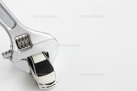 車検の写真素材 [FYI00455177]